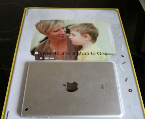 CaseApp iPad mini skin